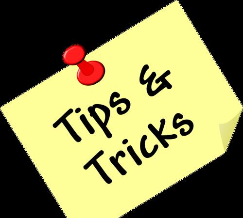 Tips en weetjes voor iedereen