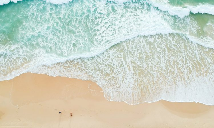 Dagje gepland naar het strand