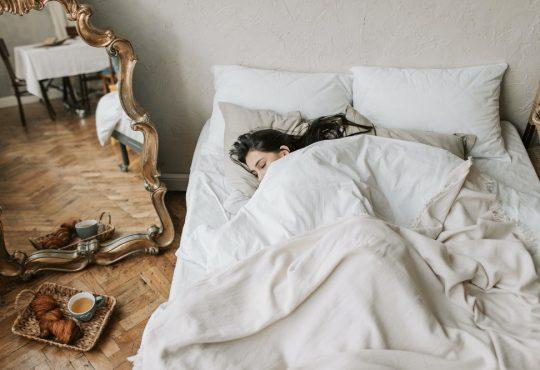 De beste slaap in de winter